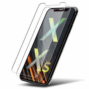 iphone xs schutzfolie panzerglas
